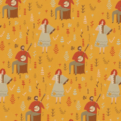 This pattern is now available as to download as a wallpaper via lagom design, its named sweet kathleen after this beautiful townes van zandt song