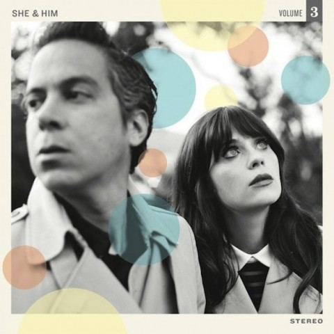 LISTEN HERE: SHE & HIM, 'VOLUME 3′by HelloGiggles Team http://bit.ly/ZNa15A