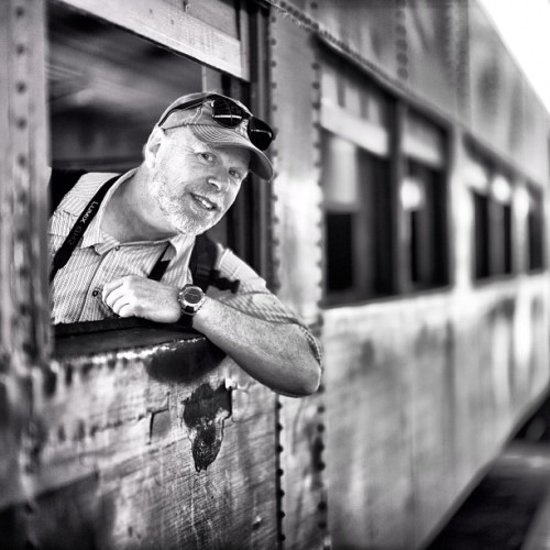 point95:  Mike Levinthal on the train to Kalaw