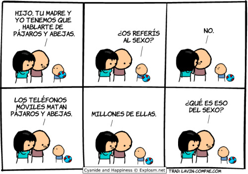 intentandoseringeniero:  Adoro la absurdez de la Cyanide and Happiness xDD