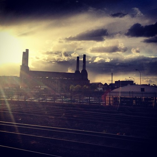 #london #battersea #powerstation #building #architecture #england #uk