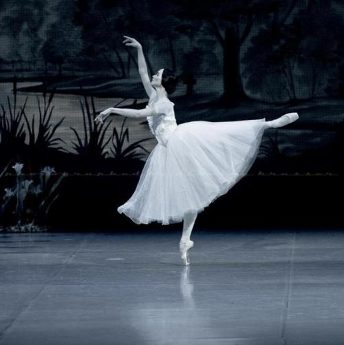 somaymalou:  Olesya Novikova in Giselle (Photo: Nikolay Krusser)  So beautiful <3