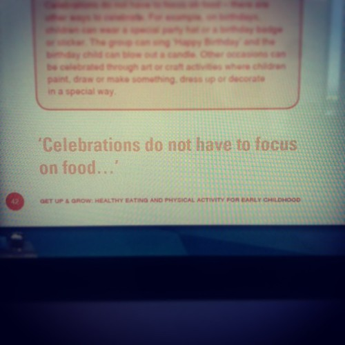 Lies! Department of Health job I'm working on haha #design #food #nom #lies