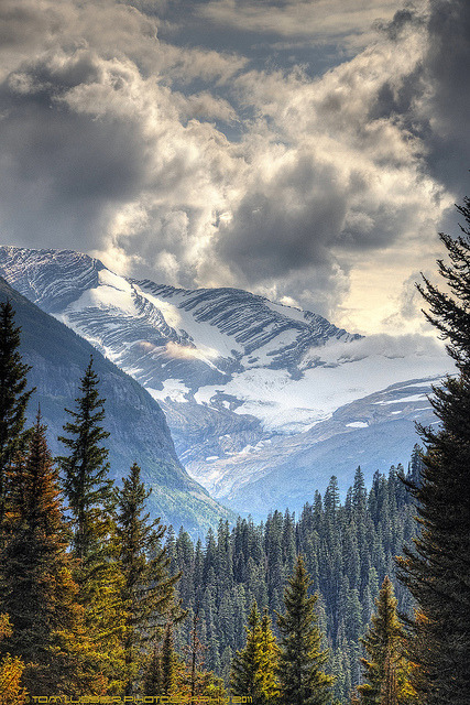 wistfullycountry:  Jackson Glacier Afternoon by Tom Lussier Photography on Flickr.