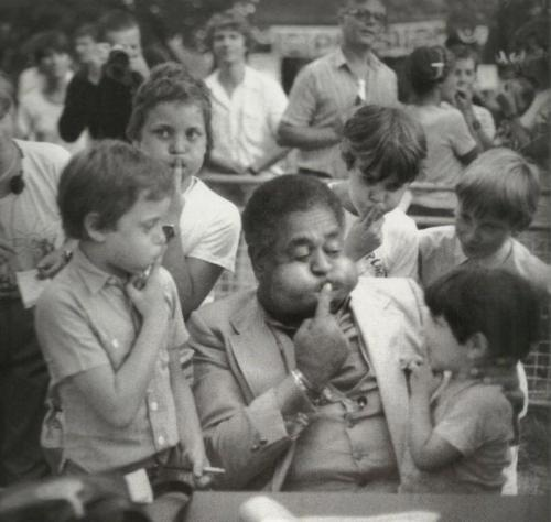 samuel-long:  Dizzy Gillespie