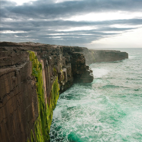 rouxney:  Inis Meain : Part 6 : たかい! by stunt_penguin on Flickr.