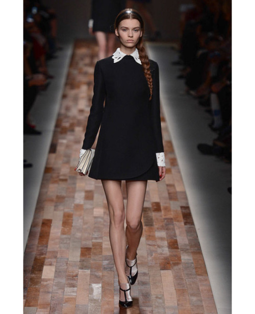 ourvanityaffair:  Valentino Fashion Show, Fall/Winter 13/14