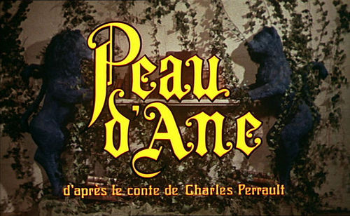 "now-watching:   ""Peau d'Âne"" (1970), dir. Jacques Demy"