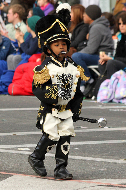 … mini me … DRUM MAJOR  by prayitno on Flickr. I still love him.  #swag