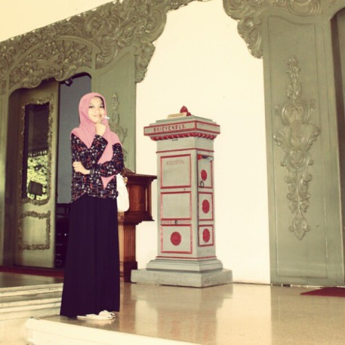 #brievenbus #dutch #museum #hijab