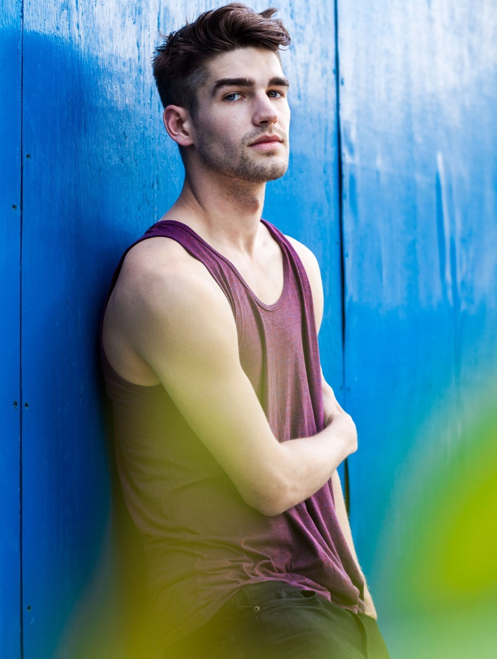 homotography:  Tom Green by Ricardo Aca