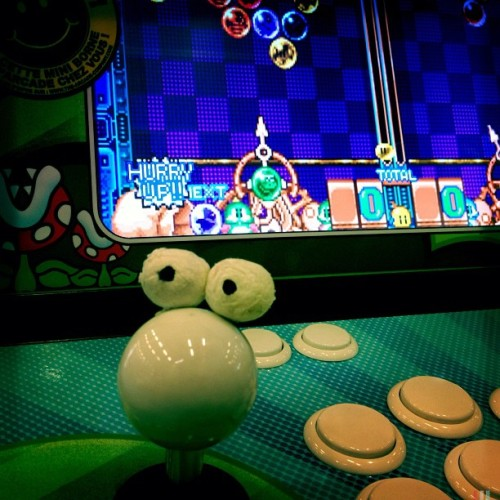 Arcade à la Foire de Paris #FoireDeParis #eyestories