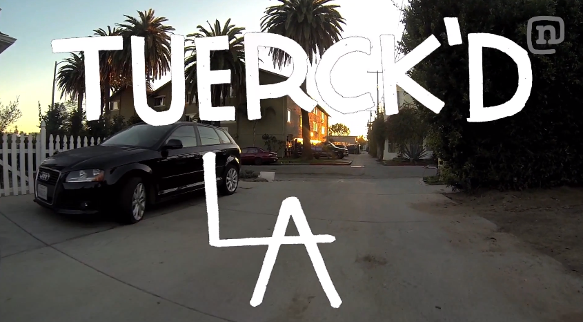 Tuerck'd bonus!! Ryan Tuerck hangs around Los Angeles before Formula Drift round 1 in Long Beach! Alpinestars visit, supercross, Hooning and more!  http://youtu.be/IGLC2Q7nWZI