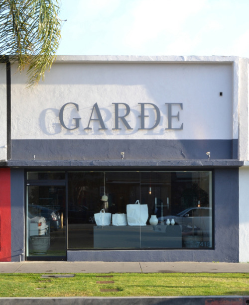 (via A Visit to LA's Design Shop Garde - Design Milk)