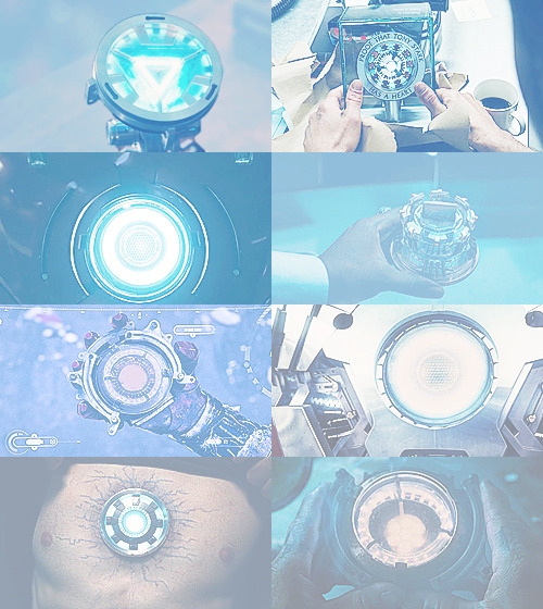 dragonfiretwistedwire:  Screencap Meme → The Arc Reactor + Up Close & Personal (for Becky)