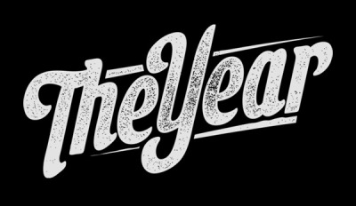 "Logo for the band ""The Year"""