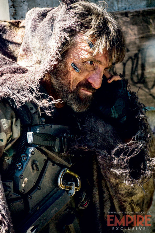 First Look At Sharlto Copley In Blomkamp's ELYSIUM | Comic Book Movie