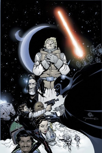 Star Wars: The Empire Strikes Back by Chris Bachalo