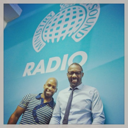 This week, DJ Spoony is joined by the mighty Driis aka Idris Elba for a very special guest mix on Spoony's House – tune in to Ministry of Sound Radio from 7-9pm on Weds 13th February! Tune in here