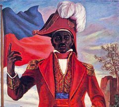 "On January 1, 1804, Jean-Jacques Dessalines—who had assumed leadership of the revolution after Toussaint L'ouverture's 1802 capture by the French army—declared Saint-Domingue's independence. The new republic adopted the original pre-Columbian Arawak name of Haiti, meaning ""mountainous land."" The black revolutionaries, who had been fighting since 1791, had crushed Napoleon's 43,000-man army in December 1803. Within 12 years, they had fought against and defeated not only the French colonists but also the French, Spanish, and British armies. For an army of ex-slaves to turn their rebellion into a decade-long revolution, and to defeat an entire network of empires, is stunning. Add that to Haiti's unprecedented title of first Black republic (a political anomaly of the time), and you have quite the victory. Take today to honor the freedom fighters and the history!"