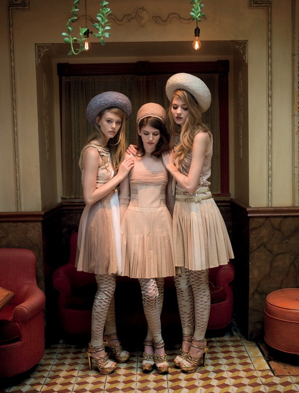 Nan Goldin / Grey Magazine #7 Fall 2012.