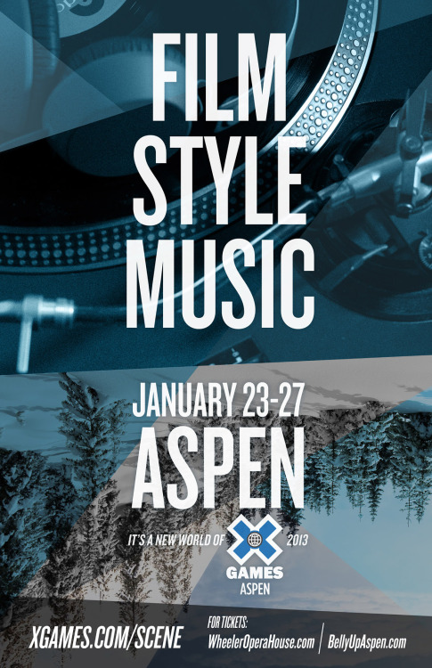 "Music, Style & Film coming at you in Aspen including music by Calvin Harris, Major Lazer, HBO's Film ""The Crash Reel"", style presentations and more. Get your details"