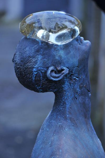 #nazar_bilyk, #sculpture, #figurative, #hi_fructose_magazine, #hi_fructose