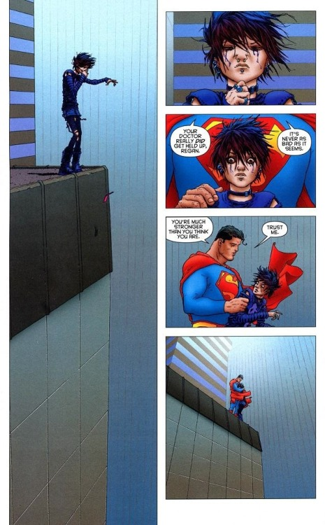 i feel like this all the time. it's kinda cool to be someone's superman.