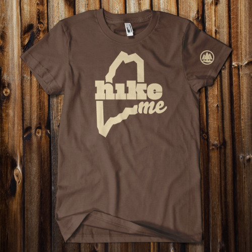 "New HikeME colors: ""Bigelow Brown"""