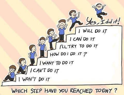 recklesskramer:  Which step have you reached today?