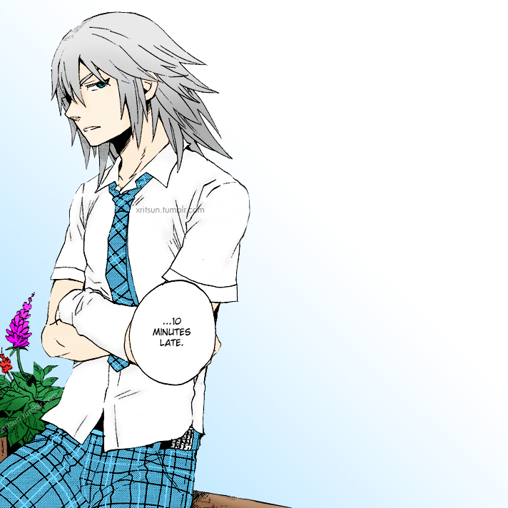 xritsun:  Doujinshi; 24 - Kingdom Hearts.Requested by; BakaxUsagi [1 of 3] Credit; RaS/Samwise/Ssize