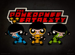 ✩ Maicon MCN - The Powerpuff FatalityCurta | Like: Facebook