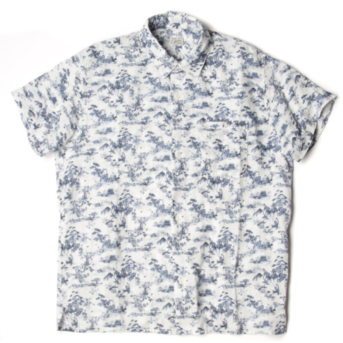 Edwin Nimes S/S Shirt. Dispo au Shop!
