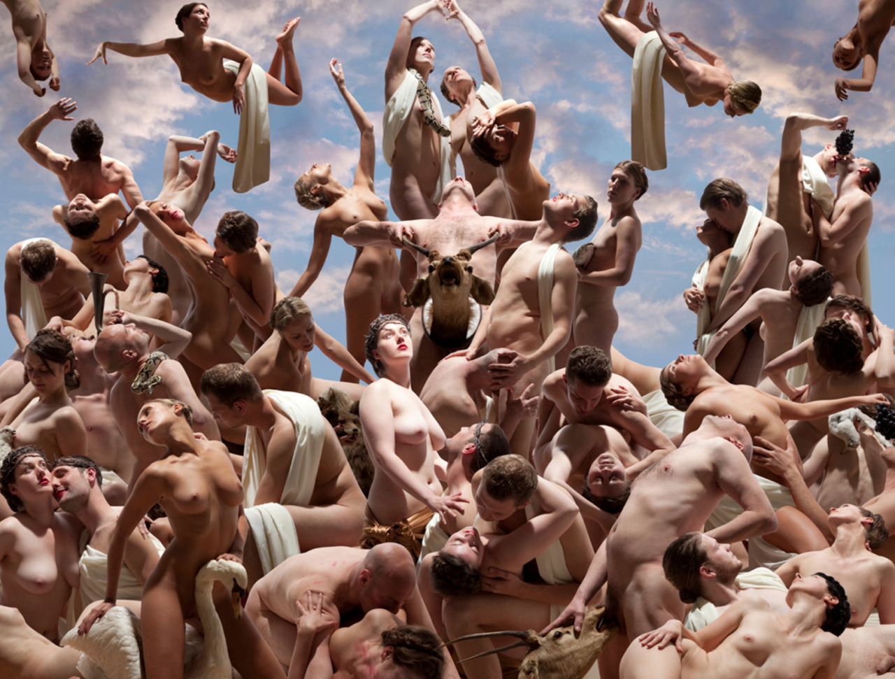 Claudia Rogge posted by Kreerath