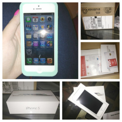 iPhone 5 woot woot