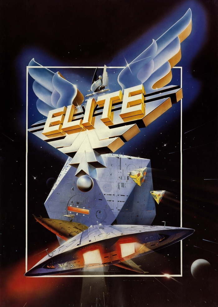 Elite. From this super exclusive kickstarter: From Bedrooms to Billions.