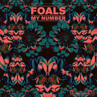 "Foals ""My Number"" by Leif Podhajsky"