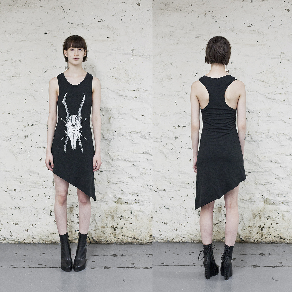 ovate:  Ovate x Clovenhoov limited edition dress hits the shop tonight! Only 30 available. www.ovate.ca