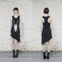 Ovate x Clovenhoov limited edition dress hits the shop tonight! Only 30 available. www.ovate.ca