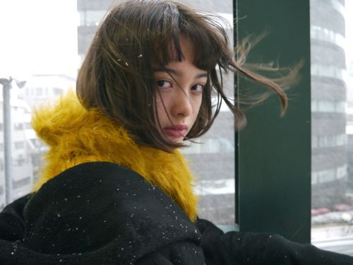 sug-bug:  雪の中の少女(Tina in Snow)| 妄撮 |BLOG|TRANSIT GENERAL OFFICE INC.