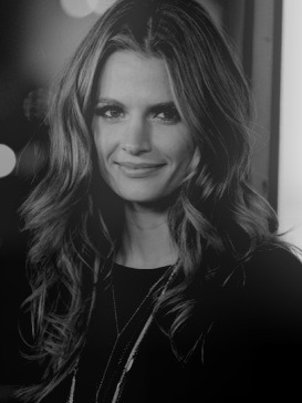 "sararamirezes:  congrats on your face » Stana Katic ""I'm not a believer in balance. I know a lot of people who are philosophers and they sit by the river and talk about what that underwater world might look like. And I'll say, 'Dive in, man, and go and see it. Swim around. You'll be okay.'"""