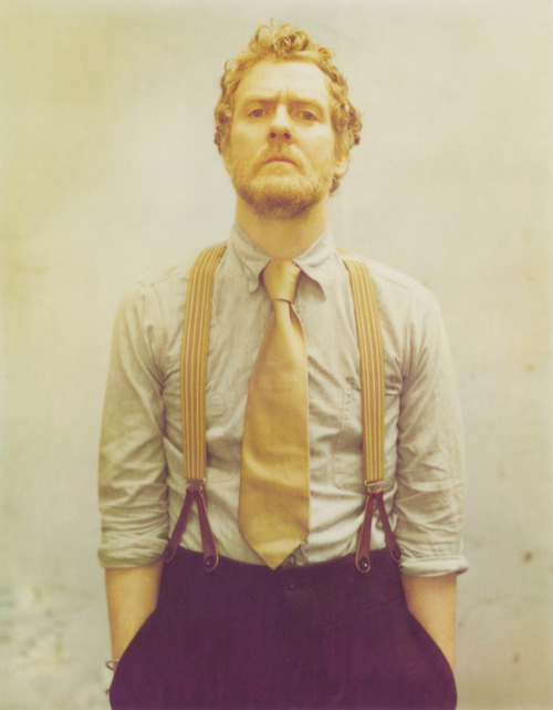 katherineobscura:  petition to have Glen Hansard be the next Doctor.  I mean, he'd finally be a ginger.