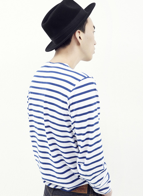 koreanmodel:  Do Sang Woo by Kwak Kigon.