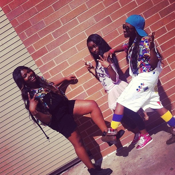 tymyshoee:  Decades day!