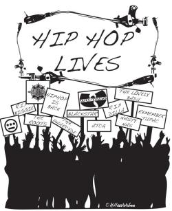enjoythefucklife:  HIP HOP LIVES.