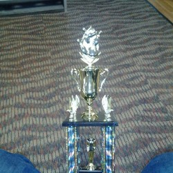 @shuckeaz6 brahh we got third place you missed it