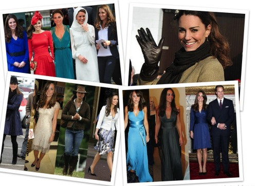 Kate Middleton's Style Files An Ode to Kate's Sense of Style!
