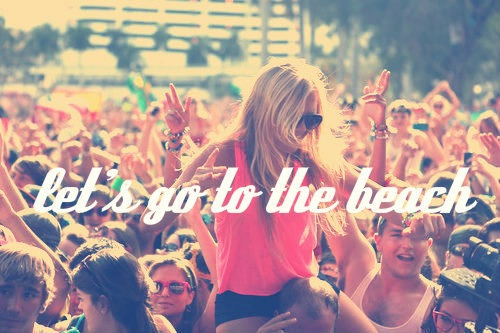 let's go to the beach | via Tumblr on @weheartit.com - http://whrt.it/128gmWn