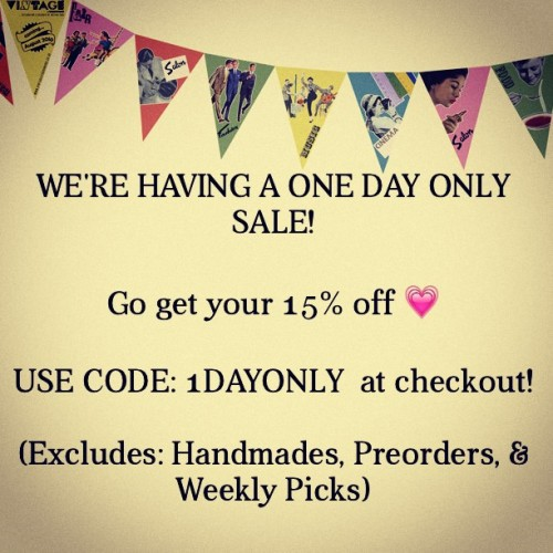 ONE DAY ONLY—Get 15% off select items! Use code: 1DAYONLY at checkout!  http://shop.remarkableobsessions.com #shoprobsessions #sale #jewelry #bracelets #rings #trend #ootd #photooftheday #necklaces #fashion