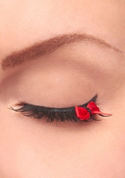bow eyelashes :) on We Heart It. http://weheartit.com/entry/61905773/via/SSEJ